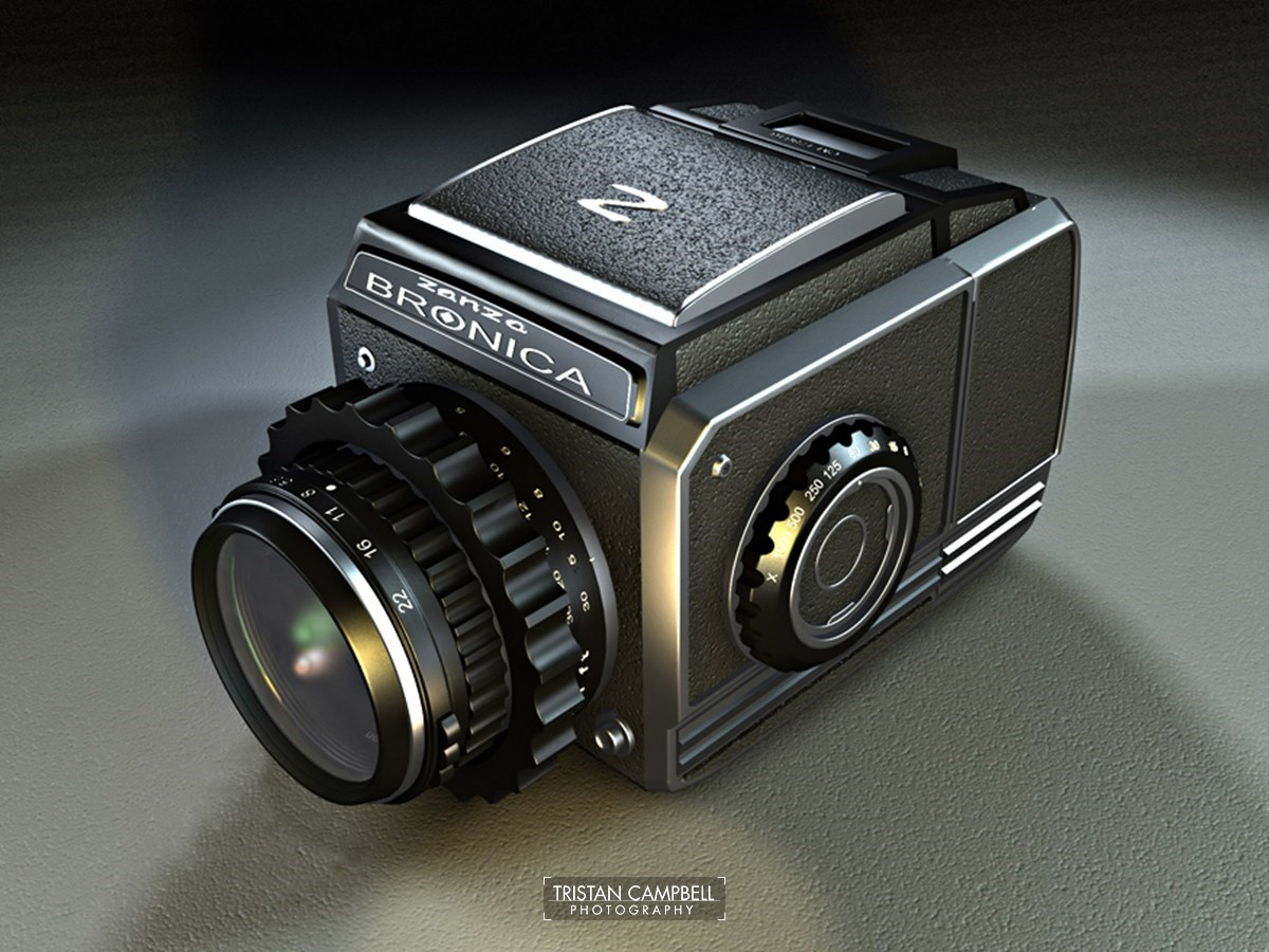 a close up of a camera