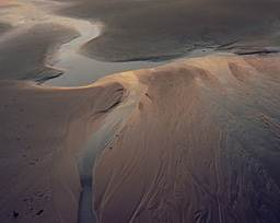 Northumbria sand patterns